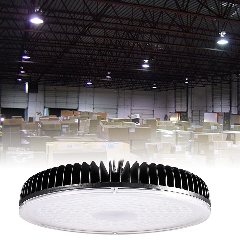 300w UFO LED High Bay Lights Industry Light Mining Ceiling Lights Workshop Lighting Warehouse Garage Industrial Lamp 220v
