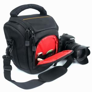 Waterproof DSLR Camera Bag Photo Case For Nikon DSLR D3400 D90 D750 D5600 D5300 D5100 D5200 D7000 D7100 D7200 D3100 D3200 D3300(China)