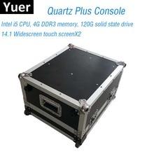 Quartz Plus DMX Controller Stage Lighting Dj Equipments Disco Light Projector Mini Tiger Touch Console For Par LED Moving Head