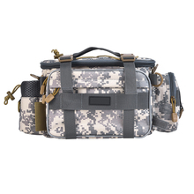 Multifunctional Fishing Tackle Bags Outdoor Sports Waist Pack Fishing Lures