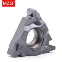 MZG DIN103 16ir15tr 16IR2TR TR ZM856 wewnętrzne gwintowniki ze stali nierdzewnej węglik skrawający gwinty gwintowe indexable carbide carbide threading insertsthread carbide inserts -