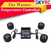 SKYRC calentador de neumáticos electrónico control de temperatura MCU RSTW para 1/10 piezas de coche de turismo eléctrico RC Racing Drift