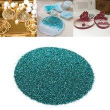 Moules en résine époxy pour le Nail Art, poudre à paillettes colorées, accessoires de fabrication de bijoux à faire soi-même, 20 g/sac
