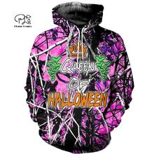 PLstar Cosmos Halloween terror horror awesome charming 3D Printed Hoodie/Sweatshirt/shirts Mens Womens handsome style-18
