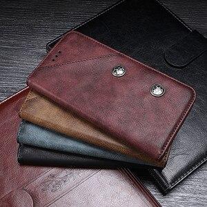 Image 5 - Für Oukitel K7 Pro Fall Luxus Retro Niet Brieftasche Flip Leder Telefon Fall Für Oukitel K7 Power Abdeckung Coque Zubehör