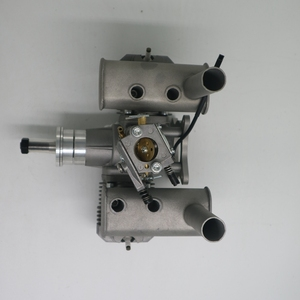 Image 4 - RCGF 31cc  31CCT Dual Cylinder Petrol/Gasoline Engine for RC Airplane