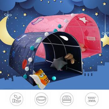 Tent Play House Boy Girl Crawling Tunnel Secret Garden Indoor Outdoor Pretend Play Tent For Baby Infant Children