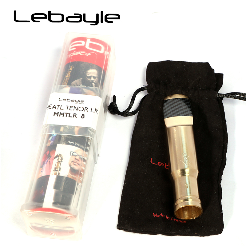France Lebayle Sax Tenor Metal Mouthpiece LR