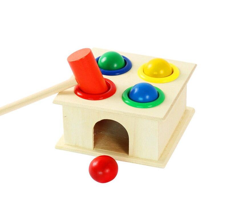 crianças brinquedo mesa de percussão exercício do