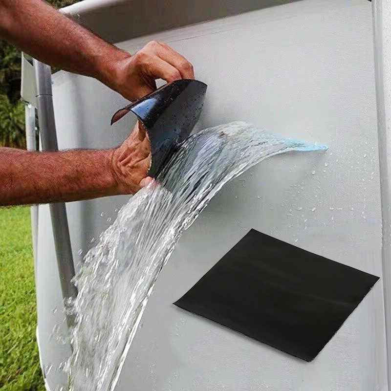 Serat Memperbaiki Tape Self Adhesive Tape Pipa Pemasangan Stiker Kuat Lengket Lem Tahan Air Menghentikan Kebocoran Segel Perbaikan Insulation Tape