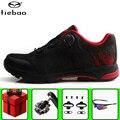 TIEBAO  обувь для велоспорта  sapatilha ciclismo  mtb  для отдыха  дышащая  spd  педали  мужская  самоблокирующаяся  Спортивная  велосипедная обувь для горно...