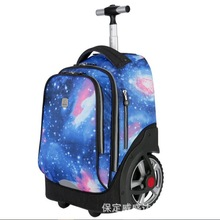 large wheels School Rolling backpack Bags for teenagers travel trolley bag Children wheeled backpack bags for travel bag wheels