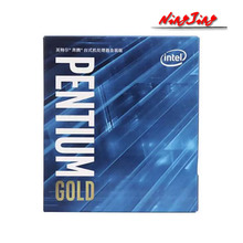 CPU Processor Intel Pentium G6400-4.0 Lga 1200 Dual-Core Ghz And New with Fan 4M 58W