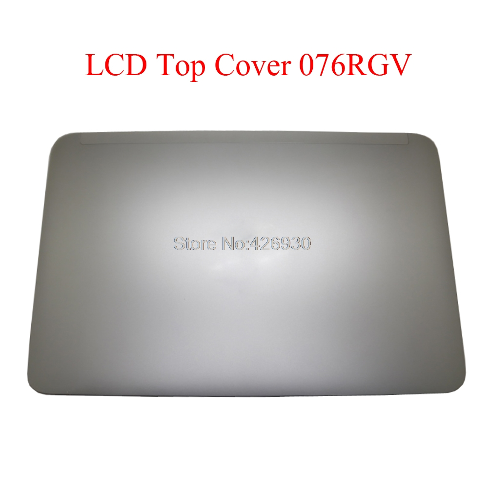 Laptop LCD Top Cover For DELL For XPS 17 L701X L702X 076RGV 76RGV 0W43Y4 W43Y4 0R21D6 R21D6 0JRJ7T JRJ7T 0DWM44 0M6PCJ