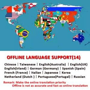 Image 2 - CTVMAN traductor de idiomas 137, traductor inteligente sin conexión en tiempo Real, traductor de voz inteligente, portátil, sin conexión