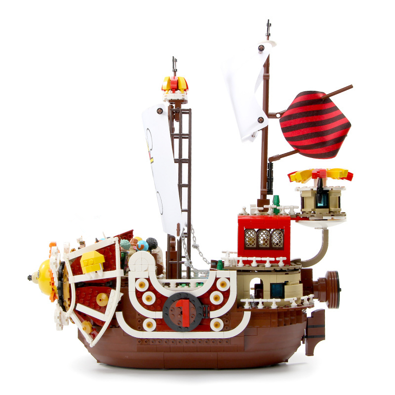 15pcs One Piece Building Blocks For Lego Figure Anime Luffy Action Figures Toys