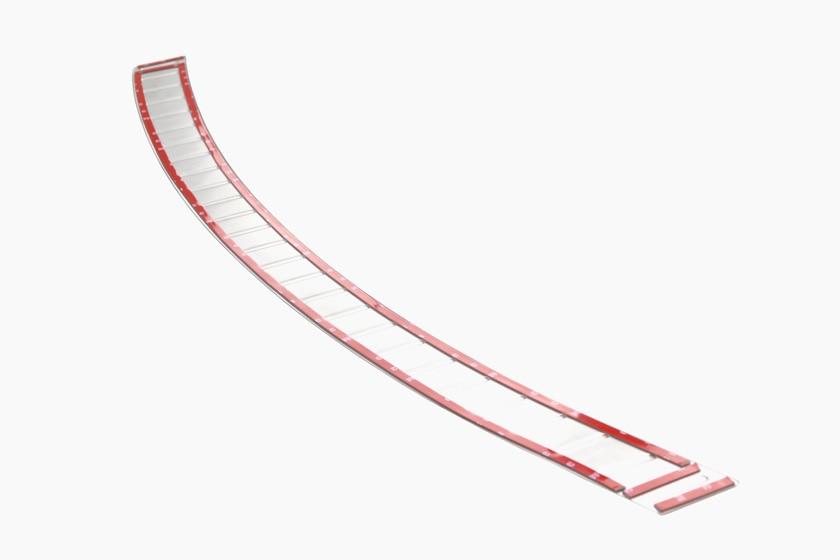 Peitoril de proteção de pára-choques traseiro porta traseira porta - Peças auto - Foto 3