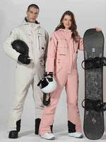 Ski Suit Women One piece Ski Jacket Women Ski Jumpsuit Snowboard Suits Winter Sport Suit Skiing Snowboarding Set Snow Clothes
