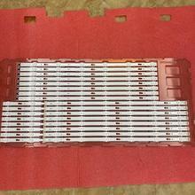 LED bande de rétro éclairage (16) pour Samsung UE65JU6500 UE65KU6020K UE65MU6120 UE65KU6000 UE65MU6105 UE65KU6095 UE65MU6172U UE65JU7590T UN65MU6100 UE65MU6120 UE65KU6300 UE65JU6400 BN96 34808A
