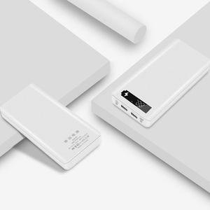 Image 3 - Lcd 디스플레이 diy 10x18650 배터리 케이스 전원 은행 쉘 충전기 박스 액세서리