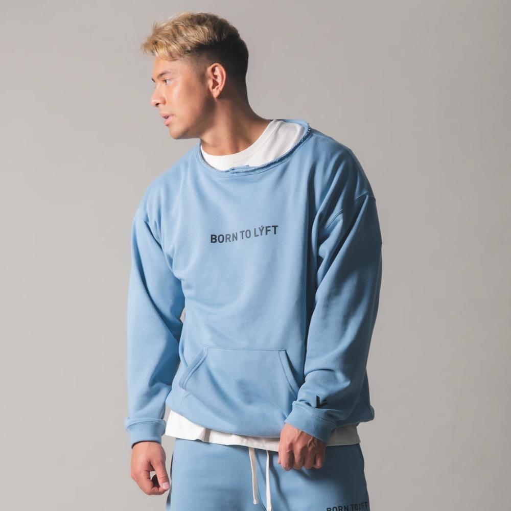 2020 New Men's Hoodies Sweatshirts Cotton Pullover Fashion Streetwear Mens Clothing Jogger Loose Sportswear Brand Quality Hoodie