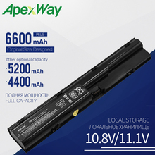Apexway 6 Cells Laptop Battery For HP ProBook 4330s 4331s 4430s 4431s 4435s 4436s 4440s 4441s 4540s 4530s LC32BA122 PR06 QK646AA
