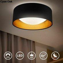 Круглый Современные светодиодные потолочные лампы для Гостиная