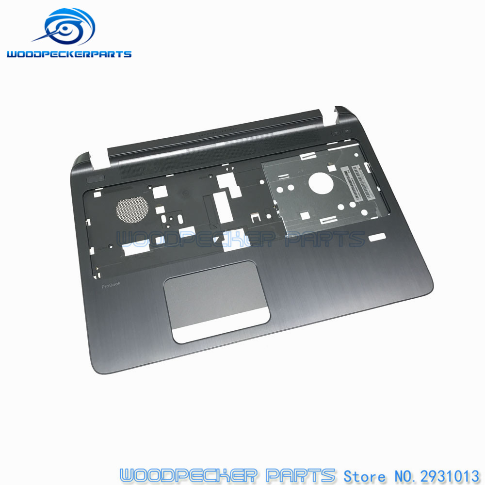 NEW Laptop TOP CASE Cover For HP For Probook 450 G2 Palmrest Cover Bezel Touchpad Shell 768139-001 AP15A000410