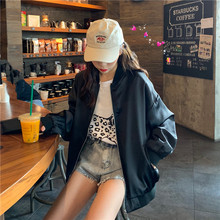 Blingbling Women Sequins Trench Coat Long Section Loose Style Shiny Workwear Jacket Female Spring Windbreaker Jackets