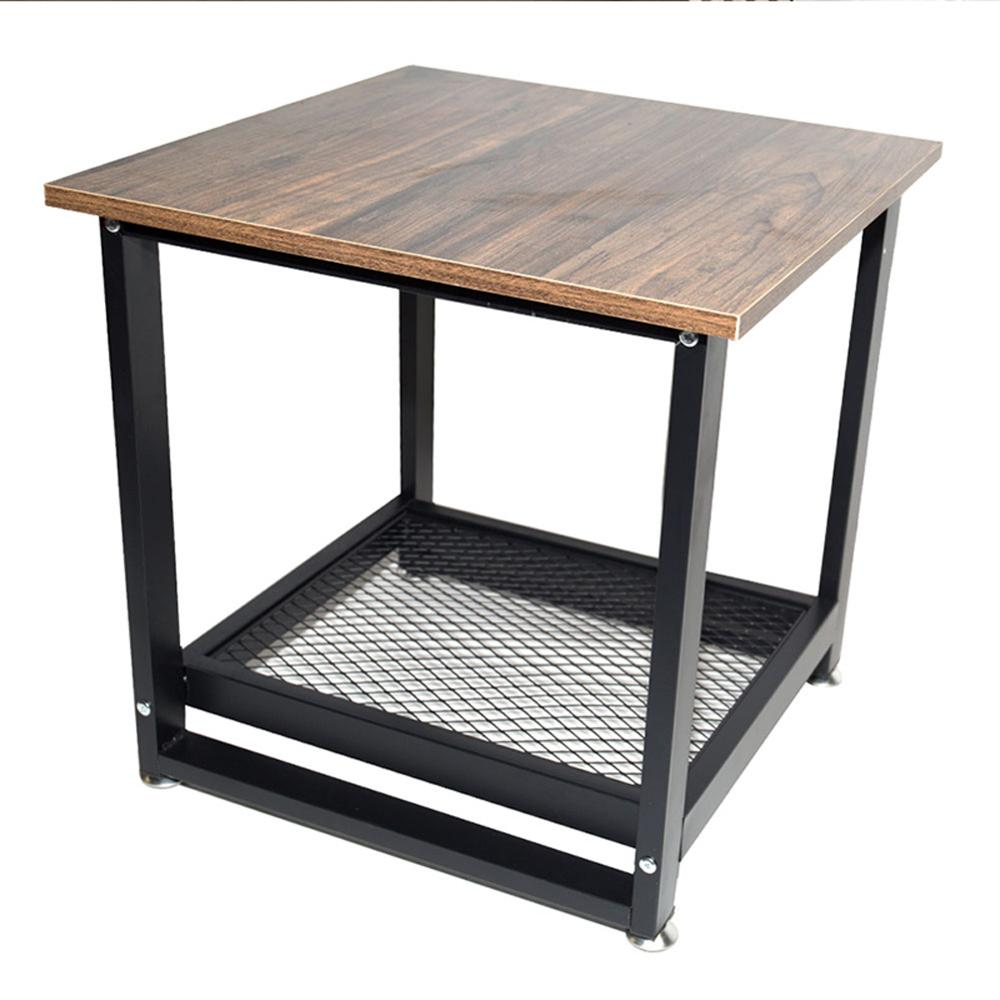 Small Computer Desk Sturdy and Heavy Duty Writing Desk Work Station Side Desk Study Table Laptop Desk Coffee Table --E2S