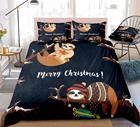 3PCS Christmas Sloth...