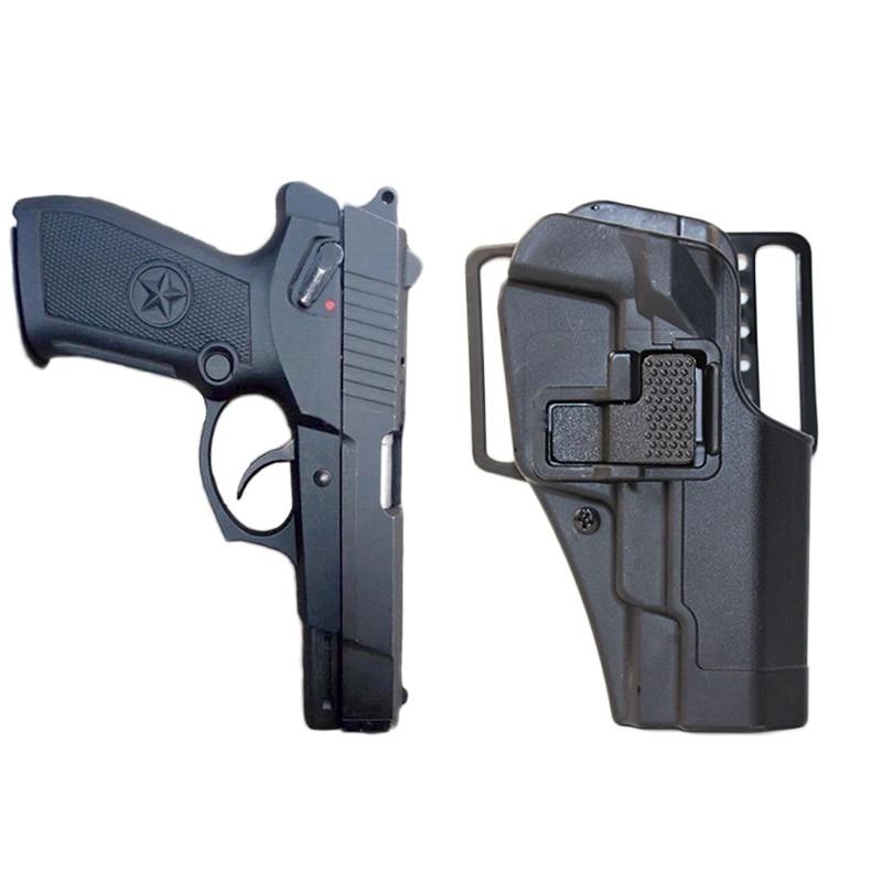 Tactical Military Gun Holster For QSZ92 China 92 Airsoft Pistol Belt Waist Holster Gun Bag Case Outdoor Hunting Accessories