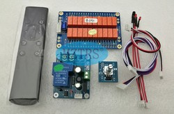 MZTRS Remote Control Relay Volume Control Board Amplifier Pre-stage Potentiometer Can Be Equipped with Color Screen