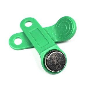 Image 5 - 5 Cái/lốc Rewritable Nhân Bản RFID TM Cảm Ứng Nhớ Chìa Khóa RW1990 IButton Copy Thẻ Xông Hơi Chìa Khóa Nhân Bản