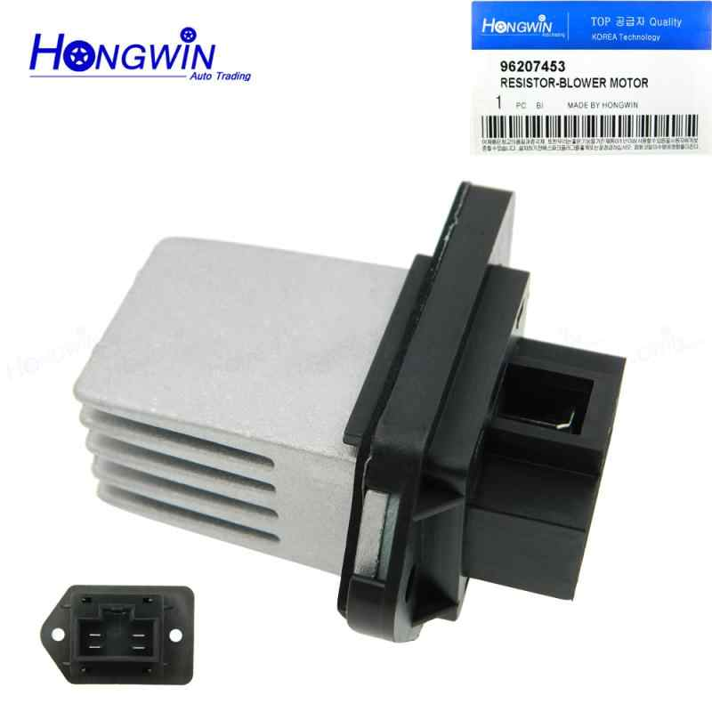 Air Conditioning Blower Resistor OEM KIA Blower Motor Resistor FITS Fo KIA Mohave Sorento Rio SPORTAGE Forte Accent Veloster IX35 I20 I40 Tucson 971792J000 Replacement