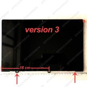 Image 5 - シャオ mi mi ノートブック空気 ips LQ133M1JW15 N133HCE GP1 LTN133HL09 13.3 「 lcd led スクリーン表示マトリックスガラスアセンブリ薄型フレーム