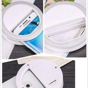 Image 5 - โทรศัพท์มือถือเสริม LED เสริมแสง Artifact ความงามโทรศัพท์มือถือ Self Timer ไฟสด PhotoFlash