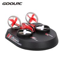 RC Drone Aircraft Airplane Toys 3-In-1 quadcopter Glider Goolrc L6082 Rc-Multi-Functional