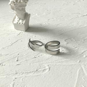 Новое маленькое современное Винтажное кольцо с молнией для женщин, элегантное ювелирное изделие, подарок на день Святого Валентина, свадебное кольцо из нержавеющей стали OSR228