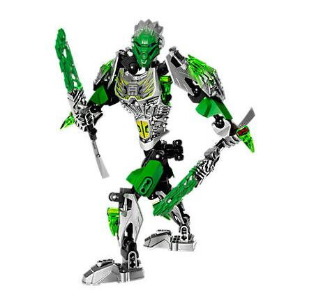 BionicleMask of Light Bionicle Lewa Uniter of Jungle New Arrival KSZ 610-1 Building Block Compatible with Bionicle 71305 1