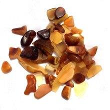 7-9 мм, а так же 30 г, 60 г натуральный желтый камень домашний декор ювелирных изделий Сырье камень садок для рыбы