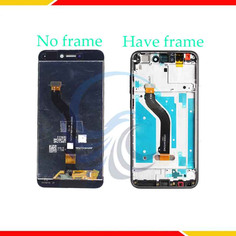 4 Colors LCD For HUAWEI Honor 8 Lite Display RA-TL10 PRA LX1 LX3 LCD With Touch Screen Complete assembly