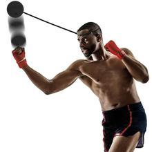 Классический деликатный боксерский мяч+ повязка на голову+ эластичная веревка для санды Муай Тай боксеров