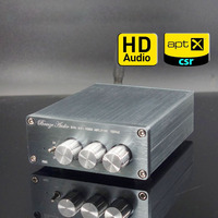 100W*2 5.0 Bluetooth Amplifier TPA3116 DC12~25V Home Audio BL50A CS8675 Digital Amplifier APTX HD Independent Decoding