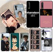 NBDRUICAI Lip Gallagher Shameless tv show Luxury Unique Design Phone Cover for Huawei P30 P20 P10 P9 P8 Mate 20 10 Pro Lite(China)