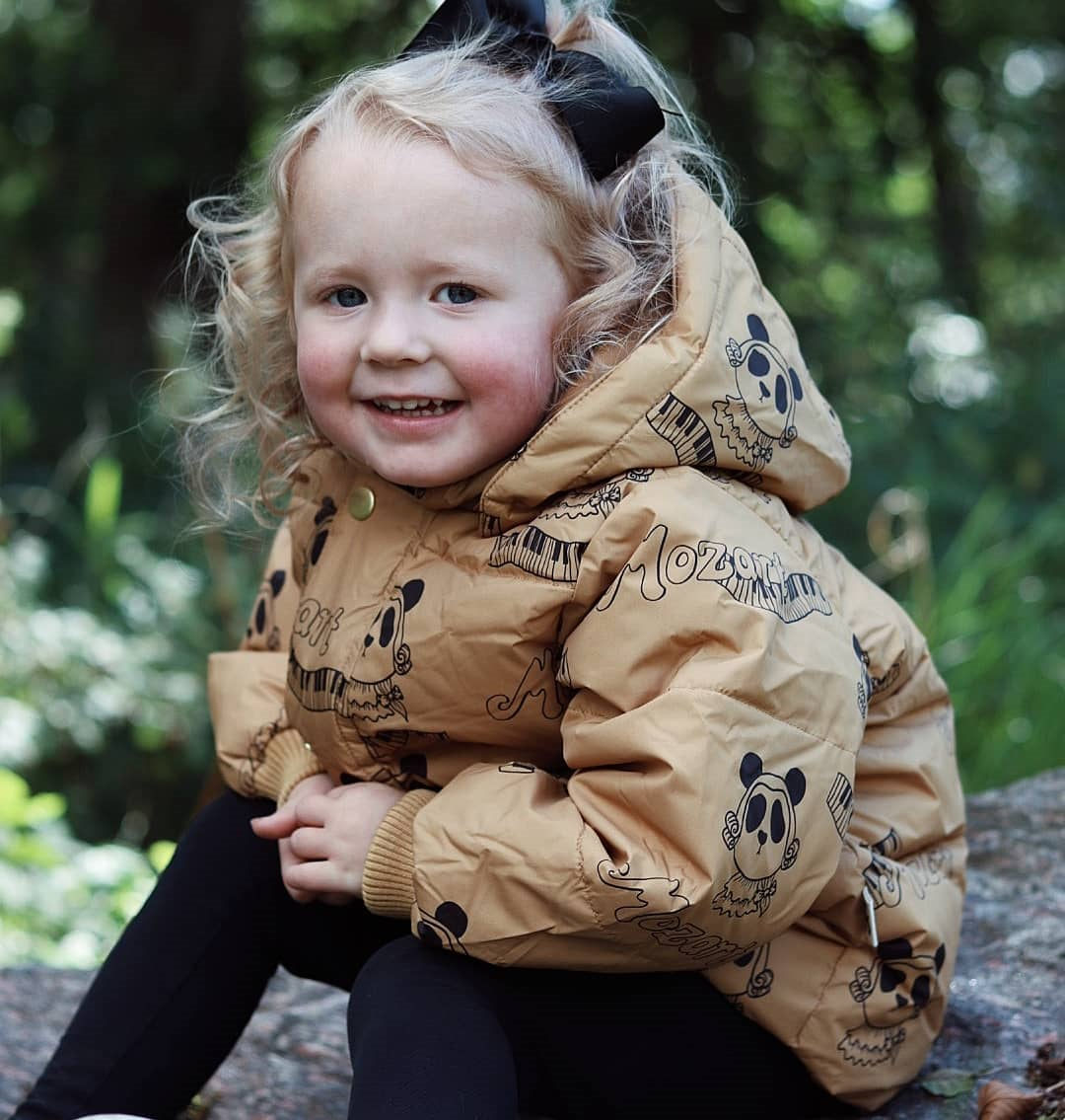2021 New Mini Kids Winter Clothes Boys Clothes Down Jackets Hoodie Warm Baby Girls Fur Coats Cotton Outwear Tops Bubble Coat 3