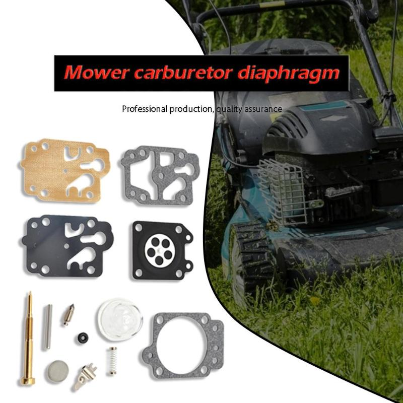 Grass Trimmer Gasket Set Accessories Carb Lawn Mower Brush Cutter Repair Gasket Professional Production Quality Assurance