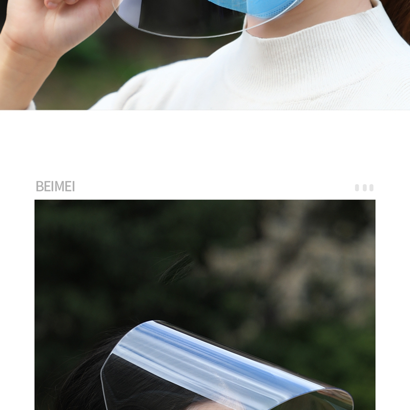 protetora máscara completa ajustável para ciclismo ao ar livre pesca de acampamento
