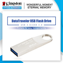 Clé USB Kingston DTSE9G2 USB 3.0 128 go 16 go 32 go 64 go clé USB clé USB DT104 USB2.0 mémoire Flash