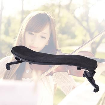 Regulowane żeberko do skrzypiec z tworzywa sztucznego wyściełane do 3 4 4 4 skrzypce skrzypce skrzypce części instrumentów muzycznych akcesoria tanie i dobre opinie CN (pochodzenie) ER14307 black 3 4 and 4 4 violin size